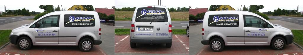 samochód zastępczy SELCO ŚWIECIE